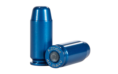 a-zoom - Pistol Training Rounds - A-ZOOM 40 S & W SNAP CAP BLUE 10PK for sale