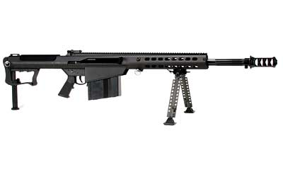"BARRETT M107A1 50BMG 20"" BLK 10RD - for sale"