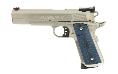 "COLT GOLD CUP 45ACP 5"" 8RD STS - for sale"