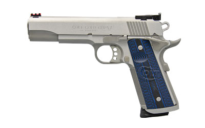 "COLT GOLD CUP 9MM 5"" 9RD STS - for sale"