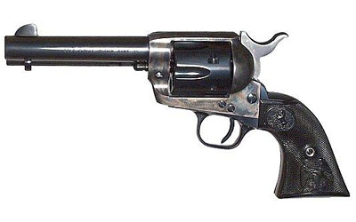 "COLT SAA 45LC 4.75"" CCH/BL - for sale"