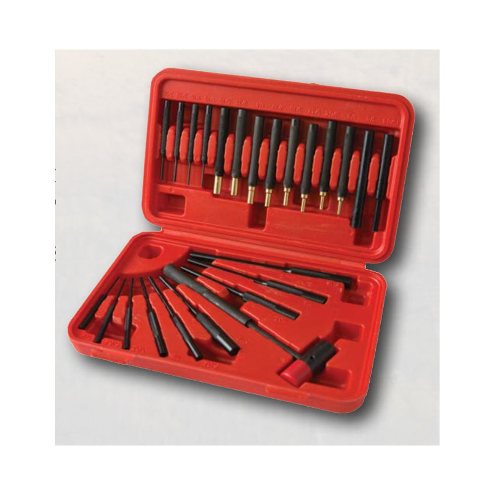 dac technologies - Punch Set - WIN 24PC PUNCHSET W/ 6 ROLL PIN PUNCHES for sale