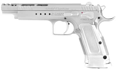 EAA WIT GOLD 9MM 18RD CHR 3PT COMP - for sale
