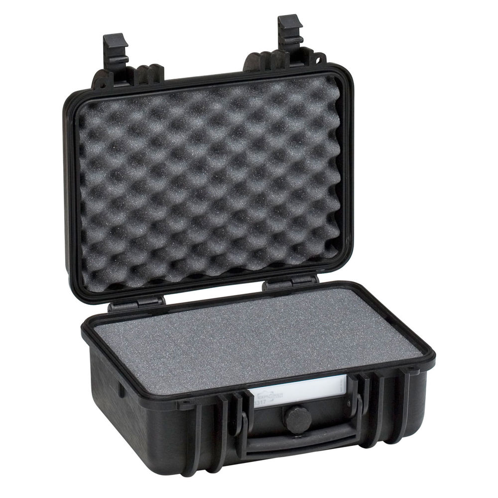 explorer case - 3317B - AMMO BOX BLK PRE CUBED FOAM for sale