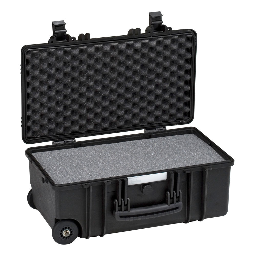 explorer case - 5122B - ROLLING RANGE CASE BLK PRE CUBED FOAM for sale