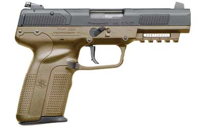 FN FIVE SEVEN 5.7X28MM 20RD AS FDE - for sale