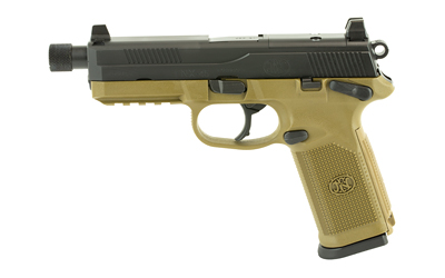 FN FNX-45 TACT 45ACP 10RD FDE/BLK - for sale