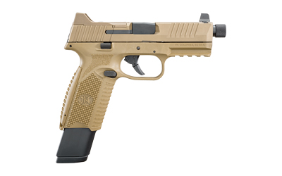 "FN 509 TACTICAL 4.5"" 9MM 24RD FDE - for sale"
