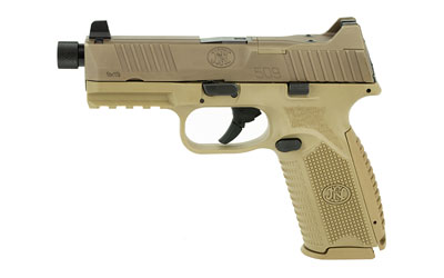 "FN 509 TACTICAL 4.5"" 9MM 10RD FDE - for sale"