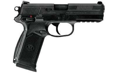 "FN FNX-45 4.5"" BLK 3 MAG MS 15RD - for sale"