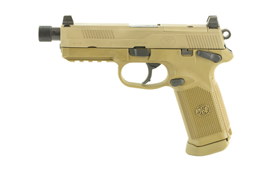 FN FNX-45 TACT 45ACP 15RD FDE NS MS - for sale