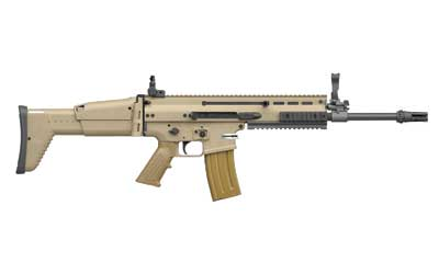 "FN SCAR 16S 556X45 16"" FDE 30RD - for sale"