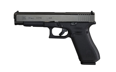 Glock - G34 MOS G5 - 9mm Luger for sale