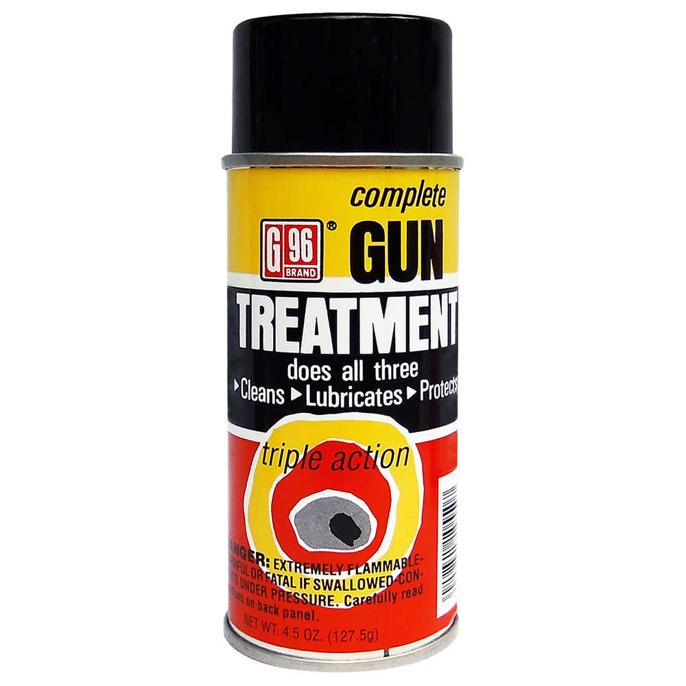 g-96 brand - Gun Treatment - G96 GUN TREATMENT 4.5OZ for sale