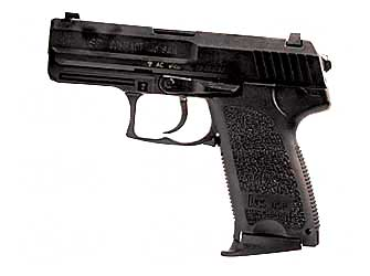 "HK USP-C 40S&W 3.58"" BLK V7 DAO 10RD - for sale"