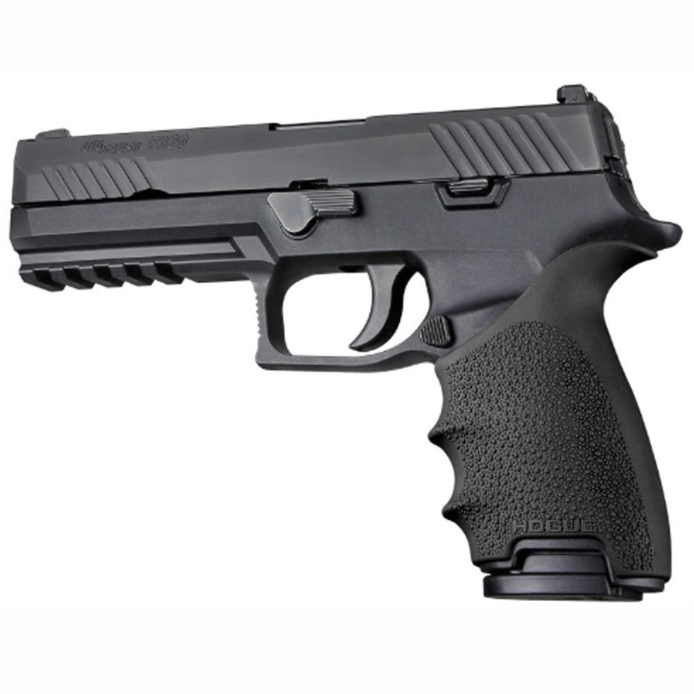 HOGUE HANDALL BVRTL SIG P320 CMP BLK - for sale