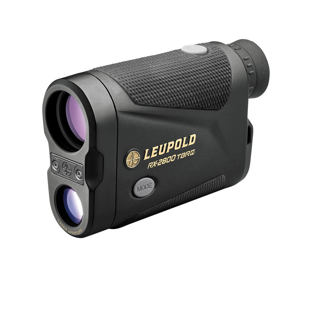 leupold & stevens - RX-2800 - RX-2800 TBR/W LSR RNG BLK/GRY OLED SEL for sale