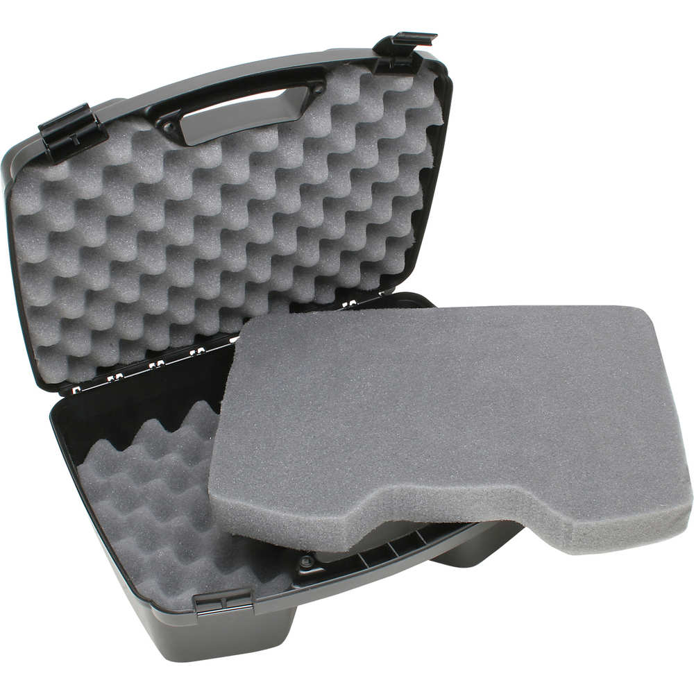 mtm case-gard - Case-Gard - SNAP LATCH 4-HANDGUN CASE - BLACK for sale