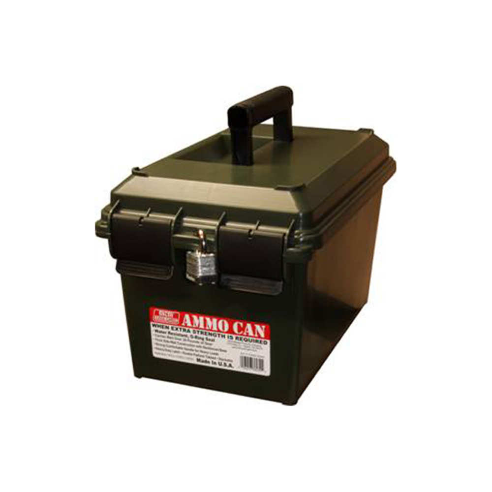 mtm case-gard - Ammo Can - AMMO CAN - FOREST GREEN for sale