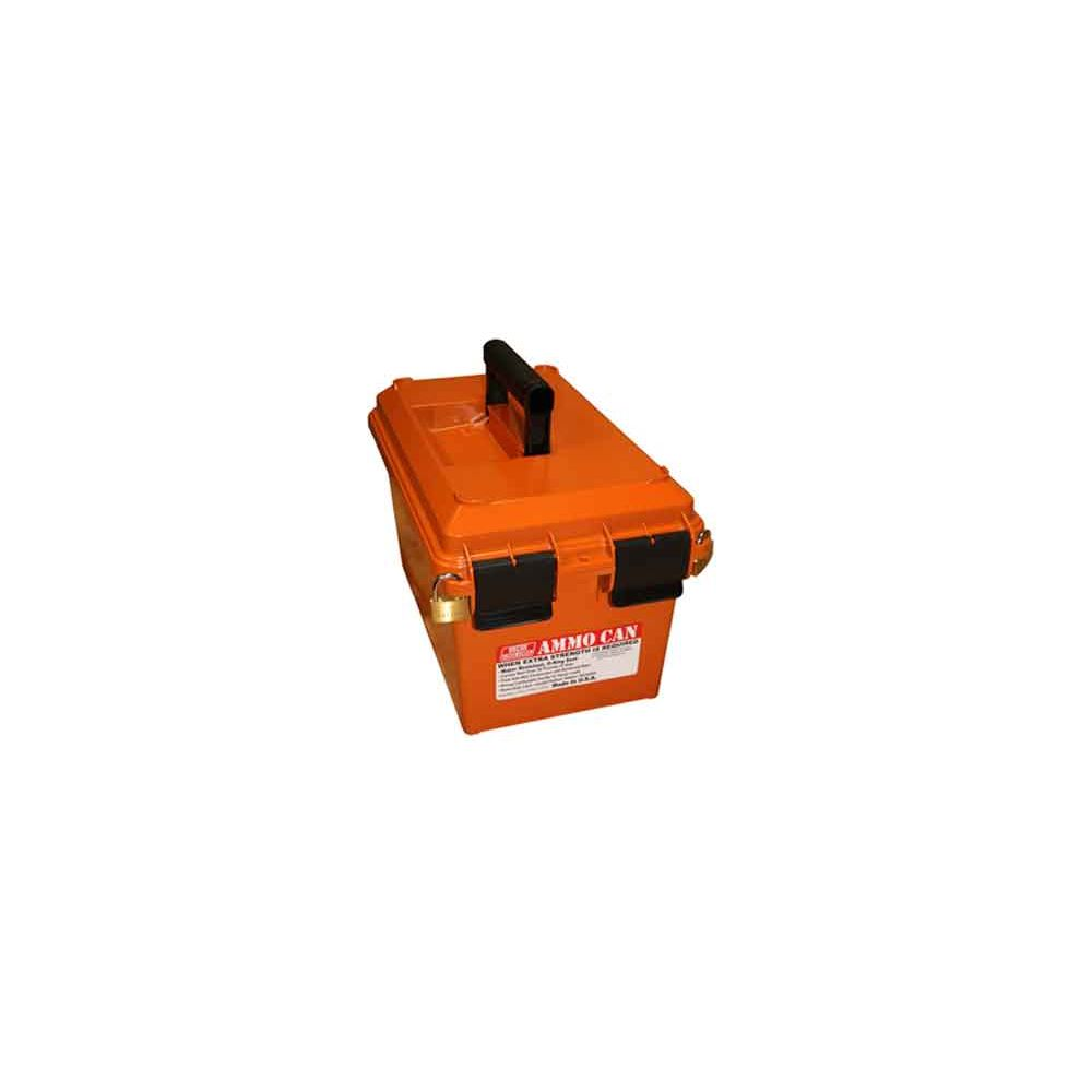 mtm case-gard - AC35 - AMMO CAN - ORANGE for sale