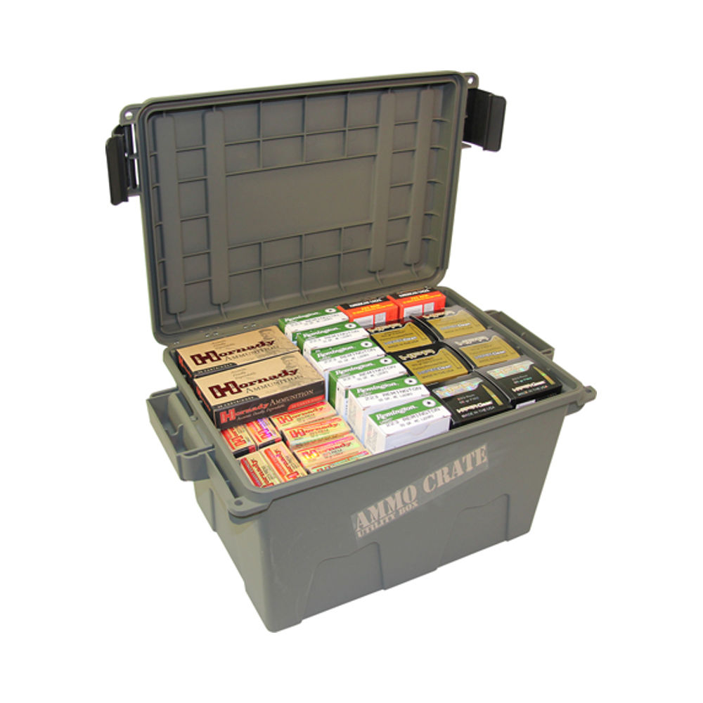 mtm case-gard - ACR718 - AMMO CRATE 17.2 X 9.2IN ARMY GREEN for sale