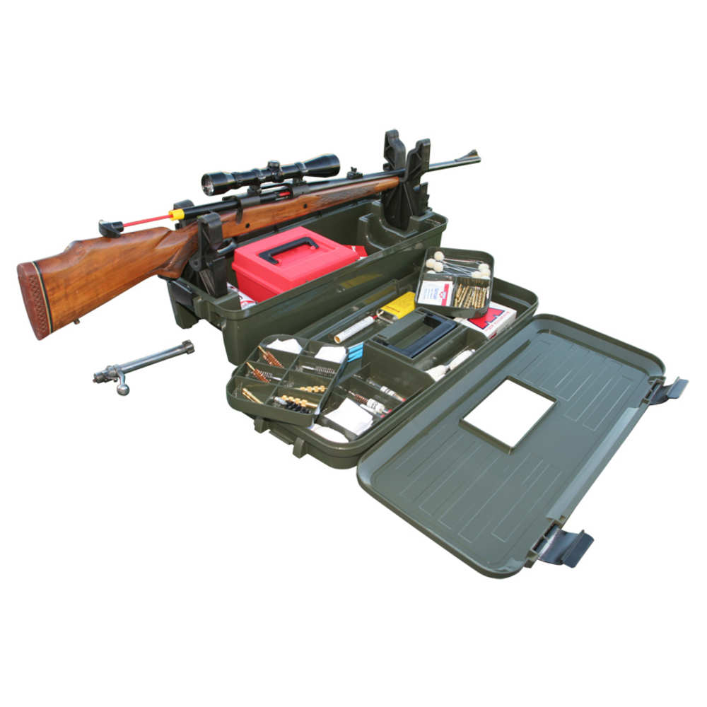 mtm case-gard - Shooting Range - RANGE BOX/MAINT CNTR GRN for sale