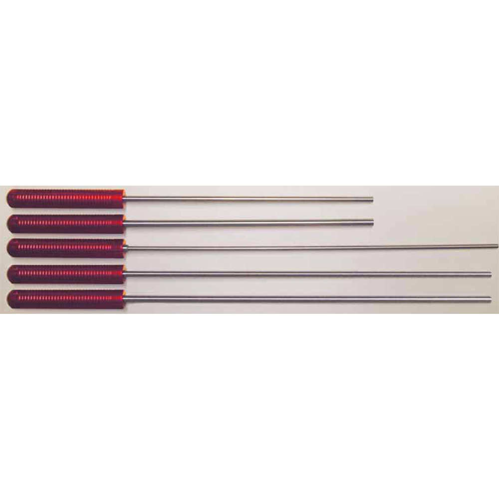 pro-shot - Micro Polished Cleaning Rod - CLNG ROD 8IN PSTL .27 CAL & UP SS for sale