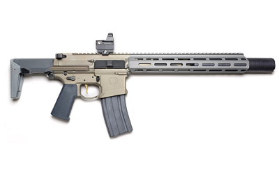 "Q HONEY BADGER 300BLK 7"" W/SUPPSR 30 - for sale"