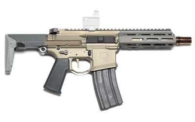 Q HONEY BADGER SBR 300BLK 7 30RD FDE - for sale