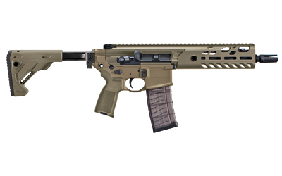 "SIG MCX VIRTUS 300BLK SBR 9"" FDE - for sale"