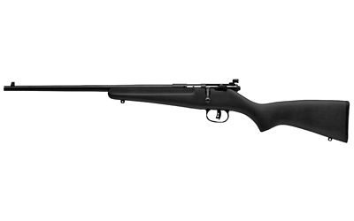 "SAV RASCAL 22LR LH 16 1/8"" YOUTH BK - for sale"