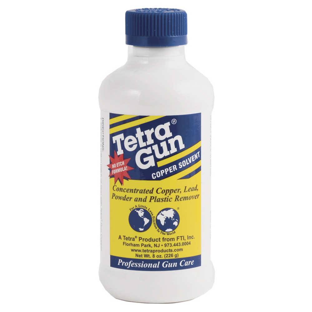 tetra gun care - Gun Cleaner - 8 OZ. GUN COPPER SOLVENT for sale