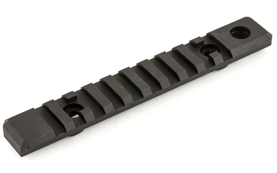 Troy Defense - Quick Attach - TRX 5.4IN BATTLE RAIL W/QD SWVL HOLE BLK for sale