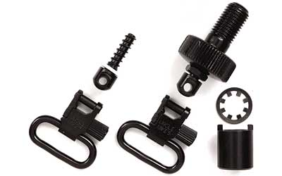 uncle mike's - Shotgun Swivels - QD MOSS-500/590 CAP 1IN SLING SWIVEL for sale