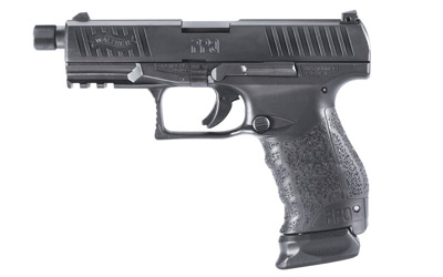 "WAL PPQ M2 NAVY 9MM 4.6"" 15&17RD BLK - for sale"