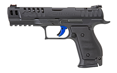 "WAL PPQ Q5 MATCH SF 9MM 5"" 15RD 3MAG - for sale"