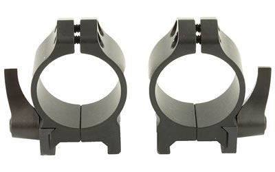 warne scope mounts - Maxima - MAXIMA QD MAT LOW 30MM RINGS for sale